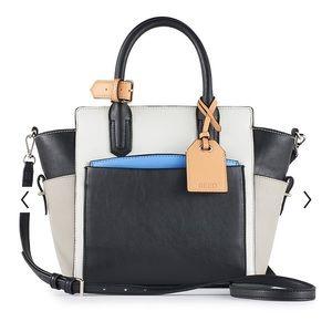 Reed Krakoff Kohls Atlantique White Black Bag